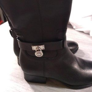 MICHAEL-Michael Kors Ryan Boot-Black Size 5.5